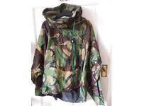Camouflage Smock Jacket