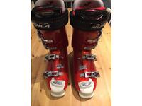 Nordica SPEEDMACHINE 14 ski boot flex 130/120 size 30 11/12UK