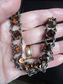 Rare BABYLONE Paris bracelet.