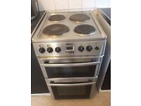 (FREE) Silver cooker oven broken