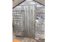 Shed 7'x5'