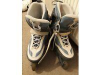 K2 Velocity Roller Inline Skates for sale  Carrick Knowe, Edinburgh