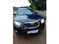 Hyundai, SANTA FE, Estate, 2011, Semi-Auto, 2199 (cc), 5 doors