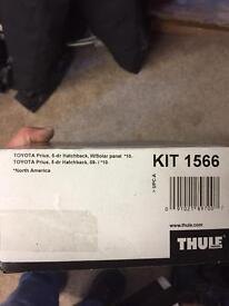 Thule 1566 fixing Foot Pack