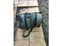 11 a side goal nets and bag