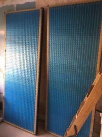 2 x Tatami mats - king size in total