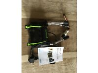 Salamander CT50+Xtra shower pump. 1.5 bar