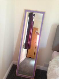 Full length mirror
