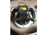 Hilka Twin Handle Polisher / Sander