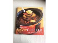 Slow Cooker Cook Book by Sara Lewis