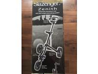 Golf Trolley Slazenger Zenith Aluminium