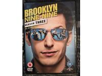 Brooklyn Nine-Nine Season 3 DVD