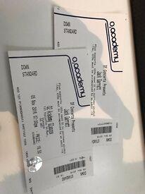 2x Jack Garratt Standing Tickets - o2 Academy Glasgow - 5th Nov