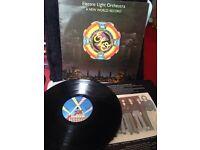 """ELO a new world record 12"""" vinyl LP"""