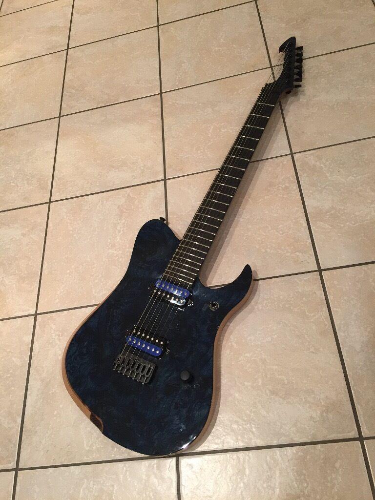 Skervesen 7 string Guitar