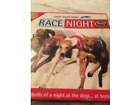 Host your own Race Night Game