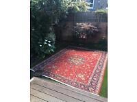 Large Tabriz Persian hand made rug