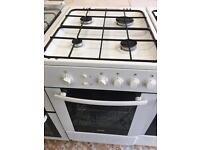 Gorenje gas cooker 50cm white colour perfect working order for sale