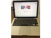 MacBook Pro early 2015 retina