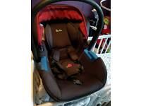 Baby's 1st car seat