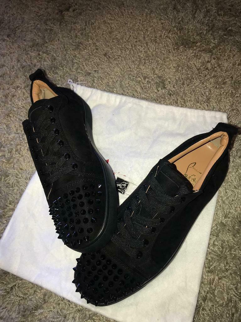 best sneakers e4130 b9054 Christian Louboutin men's trainers low spiked | in Moseley, West Midlands |  Gumtree