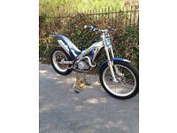 gas gas 250 trial bike