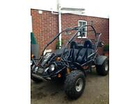 2008 PGO Quadzilla 250cc Off Road Buggy