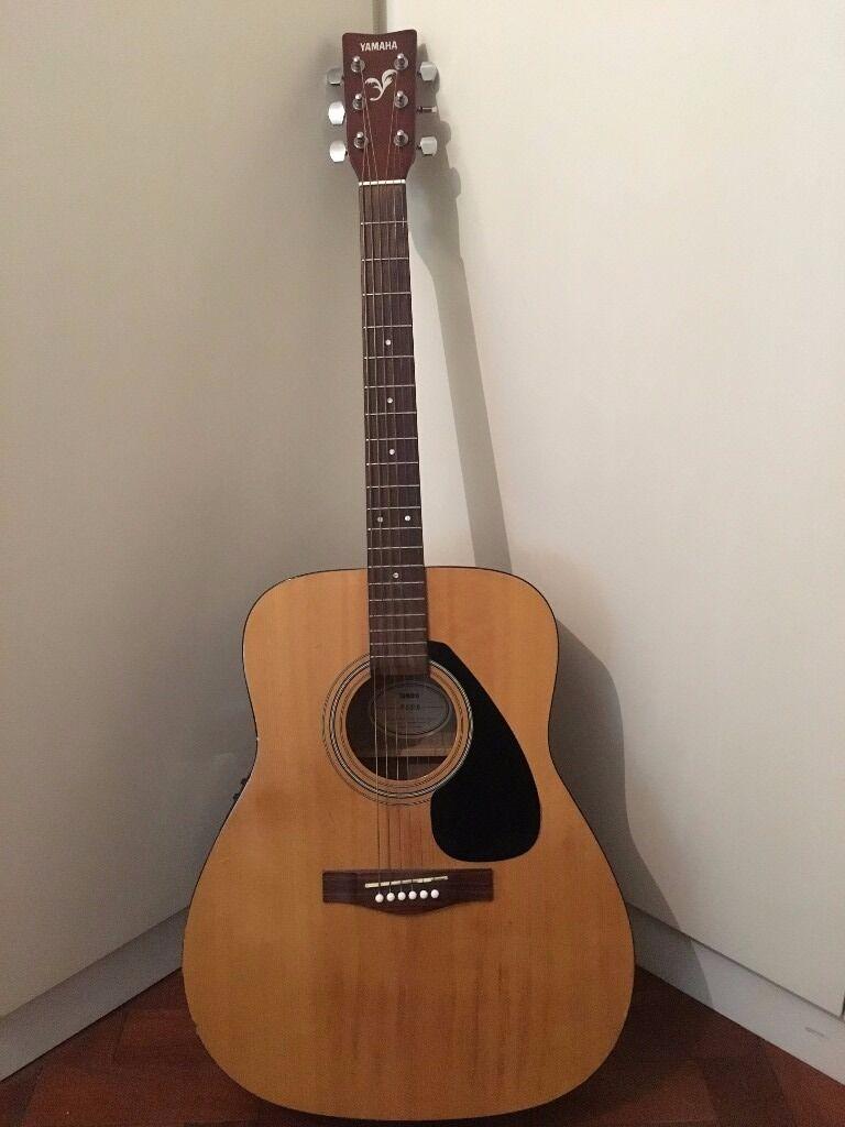 Yamaha fx 310 guitar acoustic in slough berkshire gumtree for Yamaha fs 310 guitar