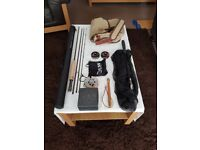 FOR SALE NEW UNUSED FLY FISHING SET UP