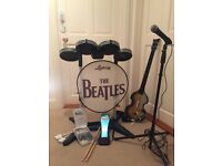 The Beatles Rock Band - Limited Edition Premium Bundle (Wii)