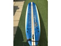 CBC 8ft foam surfboard