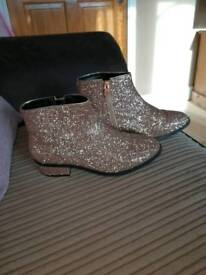 Girls ted Baker boots