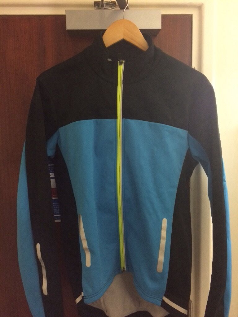 "Crane Winter Cycling Jacket Mens (M, chest 38-40"")"