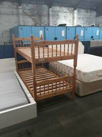 Bunk Bed Frame - Delivery Available