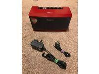 Roland Cube Lite - Red Desktop Guitar Amp