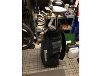 Full golf set Lynx irons