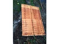 Free - 2/3 fence panel
