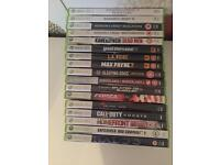 Xbox 360 Games swap for PS3 games or cash