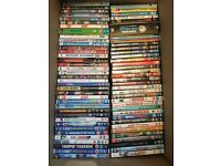 Any 75 DVDs for £30