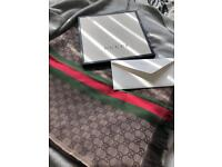 Genuine gucci scarf unisex - £150 ONO