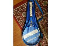 Dunlop Tennis Racket with Case