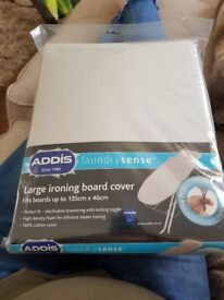 Brand new ironing board cover.