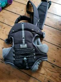 tomy freestyle baby carrier.