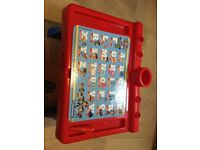 Paw patrol activity table by clementine