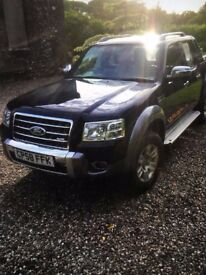 Ford Ranger Wildtrak 3.0TDCI 4x4 Double Cab repairs needed