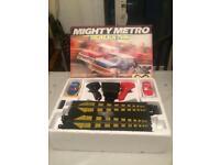 Mighty Metro Scalextric 80's Vintage