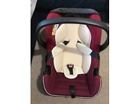 Baby car seat/mothercare new never used