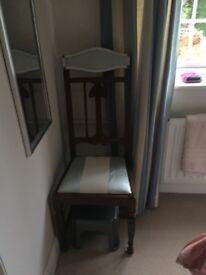 2 Georgian chairs