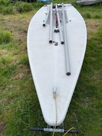 Laser 1 Dinghy good condition