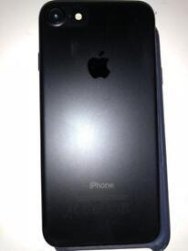 iPhone 7, 128 gb, black, unlocked, mint condition
